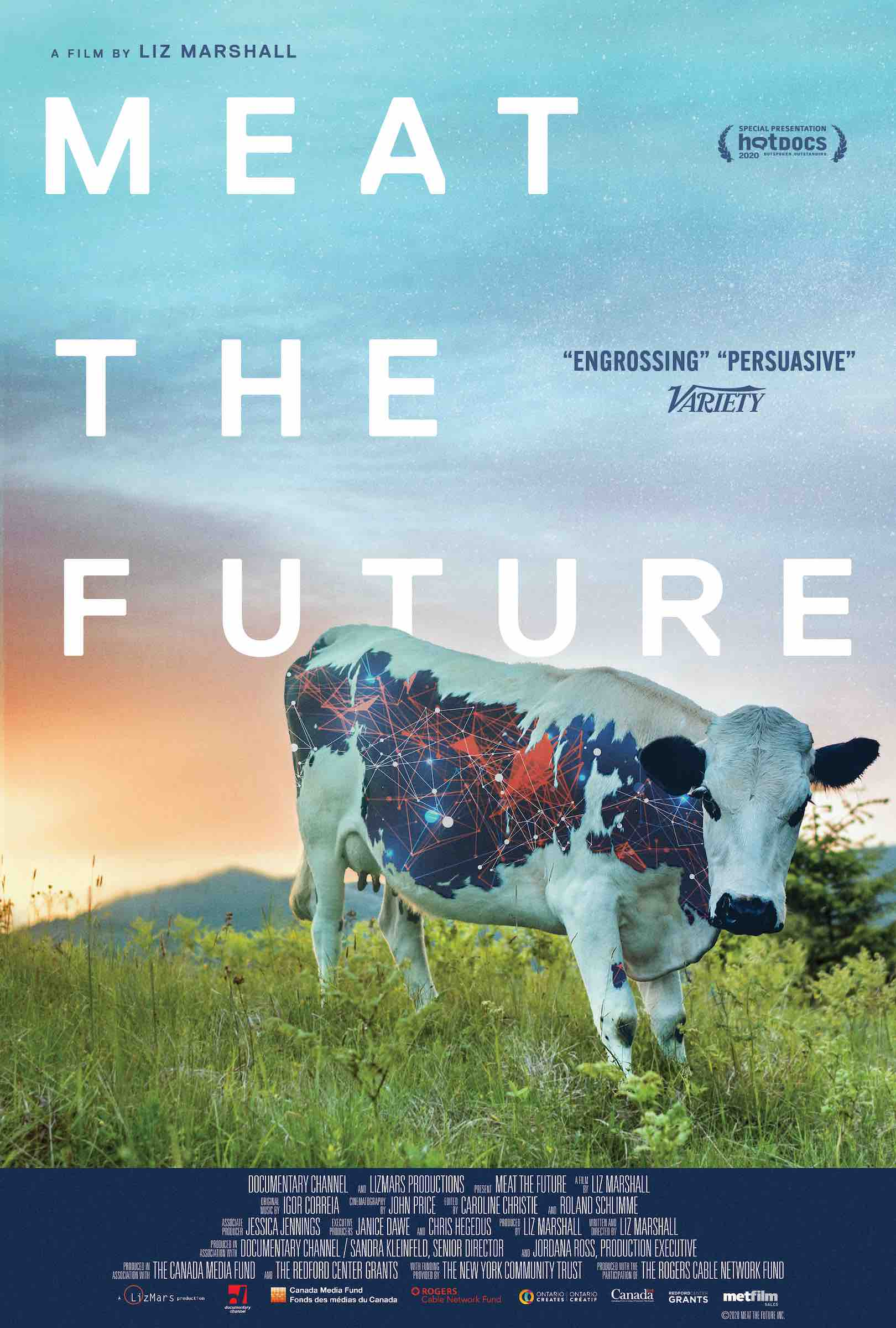 'Meat the Future' is one of many interesting documentaries coming out of the Melbourne Documentary Film Festival. Here's what we know.