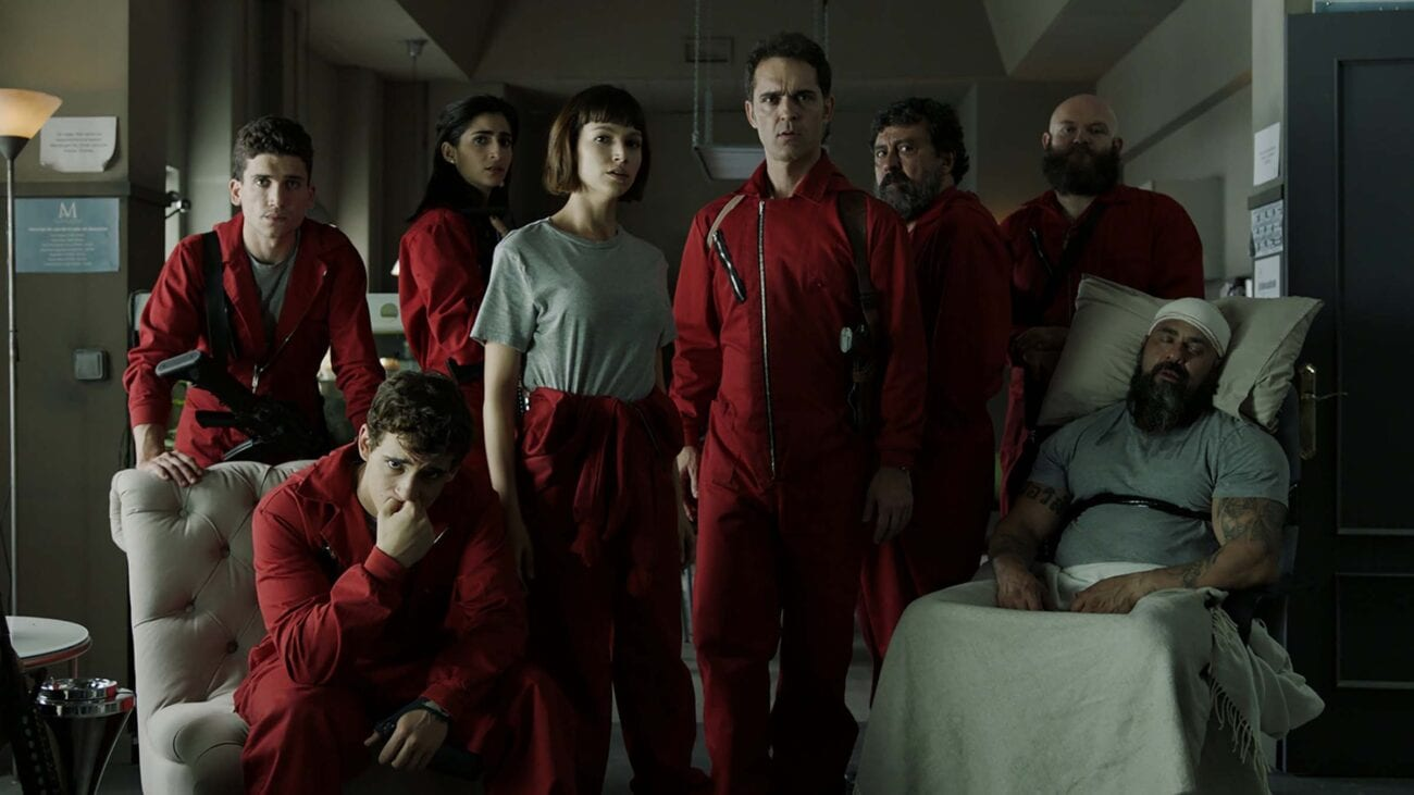 With such iconic dialogue from the 'Money Heist' cast, you're going to get their lines stuck in your head. Here's our quiz on their iconic quotes.