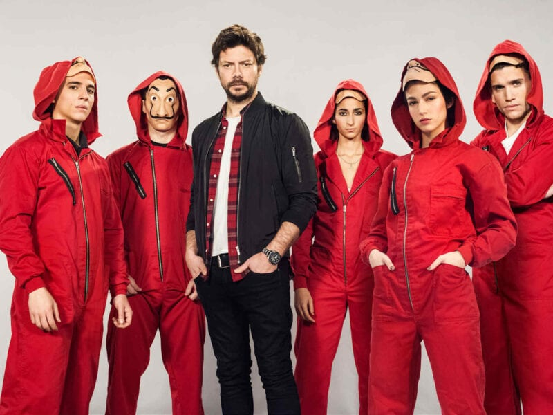If you're looking to watch the 'Money Heist' cast while waiting for season 5 these are the shows and movies to add to you list.