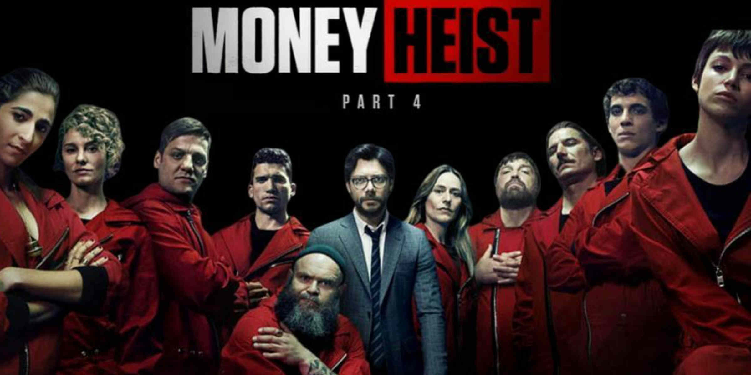 Money Heist Series Facts In Hindi