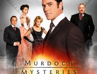 Do you love watching procedural crime dramas? Well, take a break from your modern day shows and watch 'Murdoch Mysteries'. Here's why.