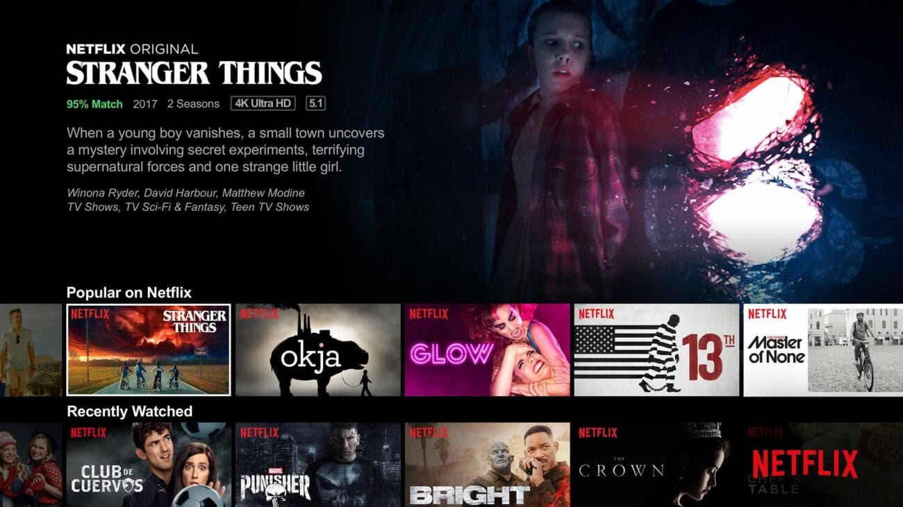 Netflix always has a plethora of content, especially their originals. If you're looking to see what the underrated 2020 originals are, we have you covered.