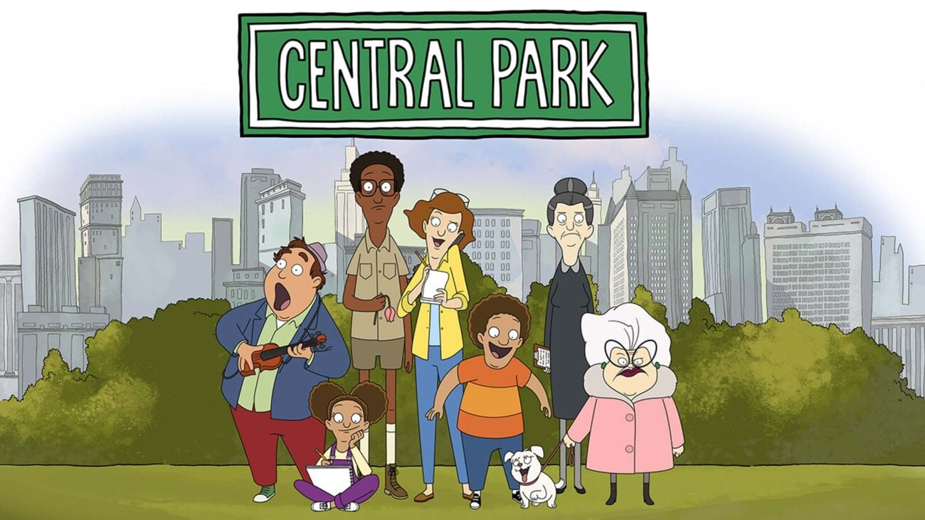 'Central Park' is an ode to New York. This fun new animated show stars Kristen Bell, Josh Gad, and Kathryn Hahn