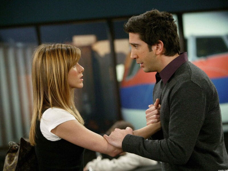 We know you spent too much time watching 'Friends', so how well do you know the most iconic relationship? Test your Ross and Rachel relationship knowledge.