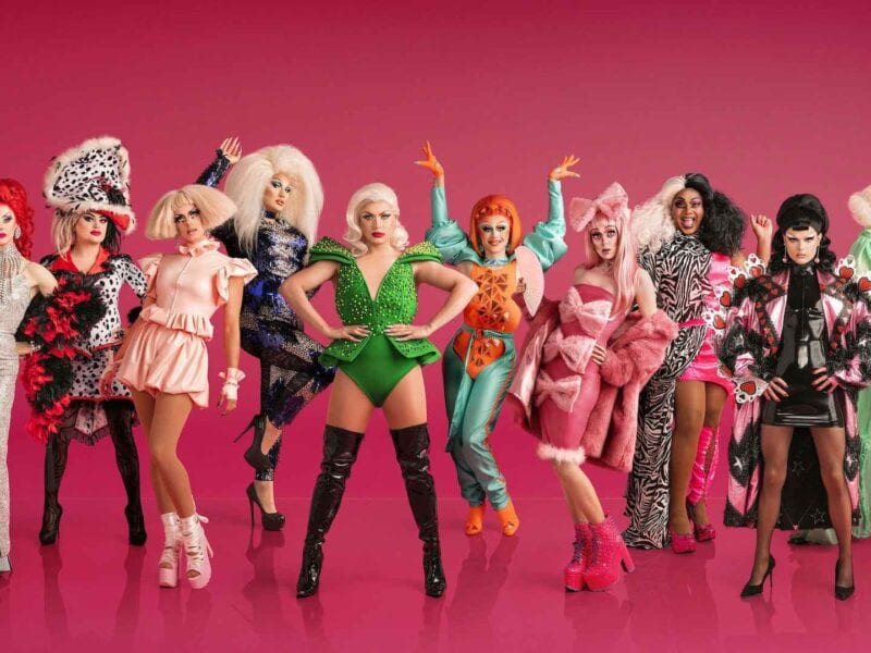 Why stop with 'RuPaul's Drag Race UK'? We'd love to see many more international versions of RuPaul's popular show.