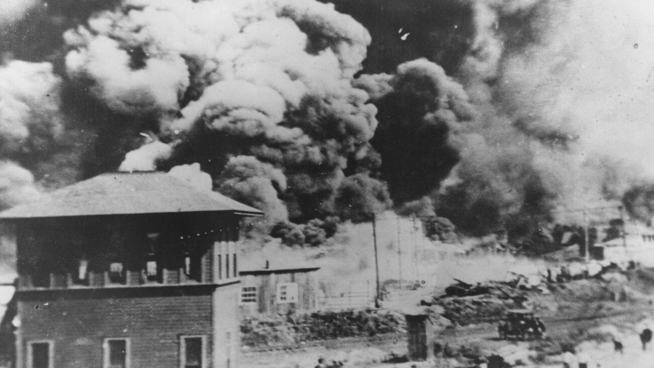 Nearly 100 years later, the Tulsa race massacre is becoming a part of discussed history, and so Hollywood is poaching it for movies and TV shows.