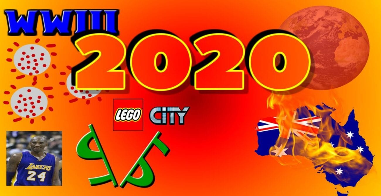 Remember all those jokes about having 2020 vision in 2020? These crazy memes will help us rationalize our collective feelings of impending doom.