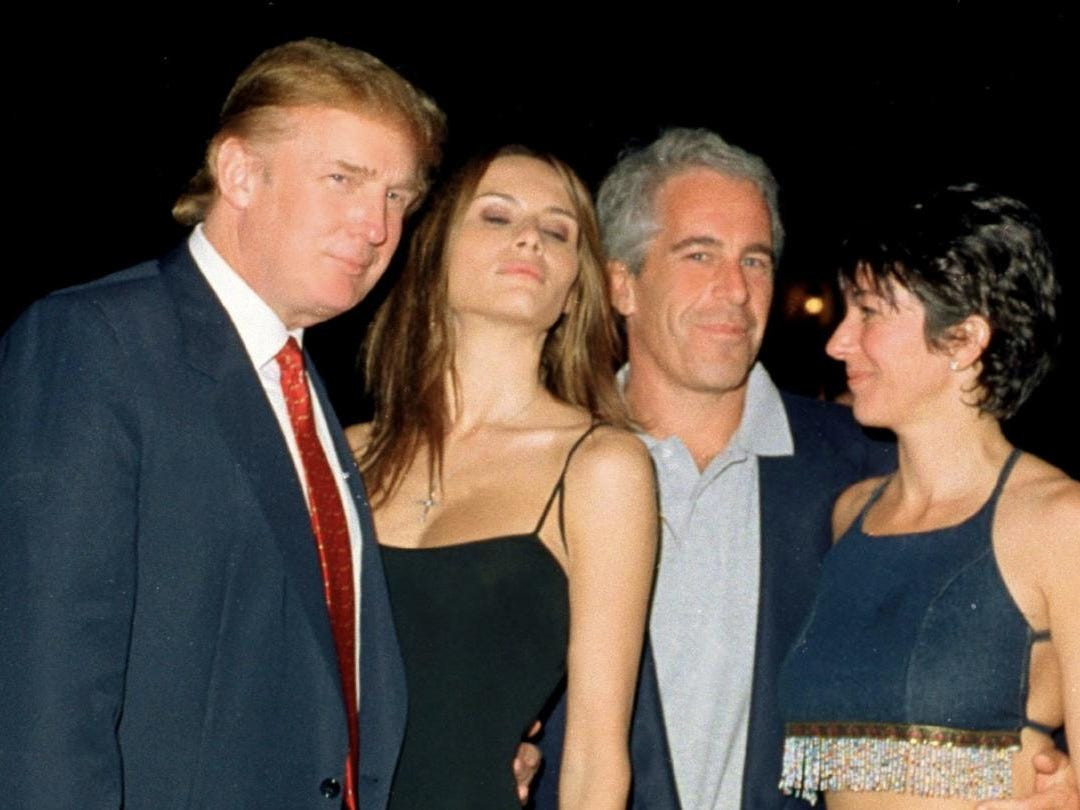 Jeffrey Epstein and Donald Trump: A timeline of their relationship ...