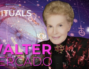 With these final horoscopes and rituals, Walter Mercado's words will guide you through 2020. Here are his most legendary horoscope readings.