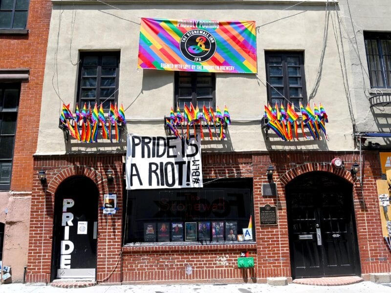 Stonewall Inn is a piece of history as the site of the 1969 uprising that sparked the modern LGBTQ+ rights movement. Here's why you should visit.