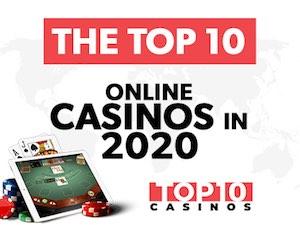 The Top 10 Online Casinos in 2020