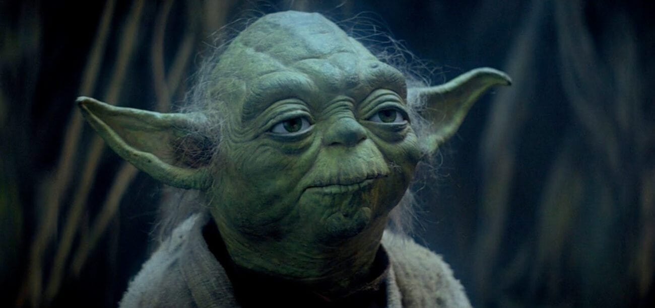 Getting you down, life is? Here are the wisest Yoda quotes from 'Star Wars' to help you through hard times.