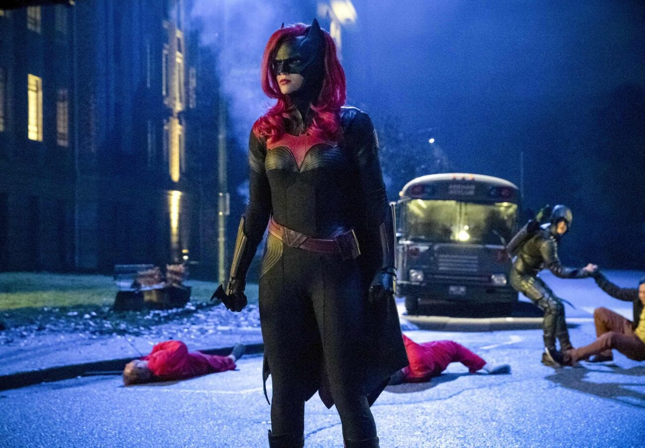 'Batwoman' on The CW is in for some major changes when it returns in Jan. 2021. Here's everything we know about its new lead.