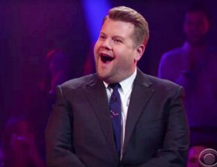 This is a look back on what James Corden used to do, and what we fear he'll return to once he gets back to his studio for 'The Late Late Show'.