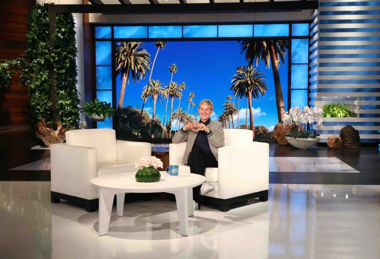 Since its 2003 premier 'The Ellen DeGeneres Show' has supplied us with a host of memorable interview moments. Here are some of the most memorable.