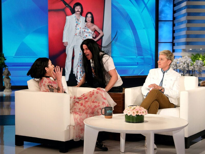 Wondering about how Ellen treats her staff? Read about Ellen DeGeneres being rude, mean, and downright annoying to celebrity guests on her show.