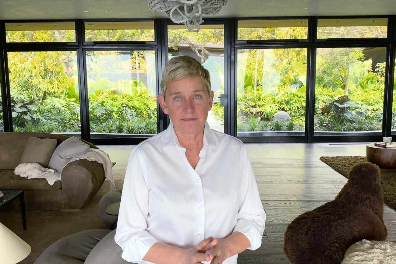 Talk show host Ellen DeGeneres has been working from home to film episodes of her show. Here's what you need to know.