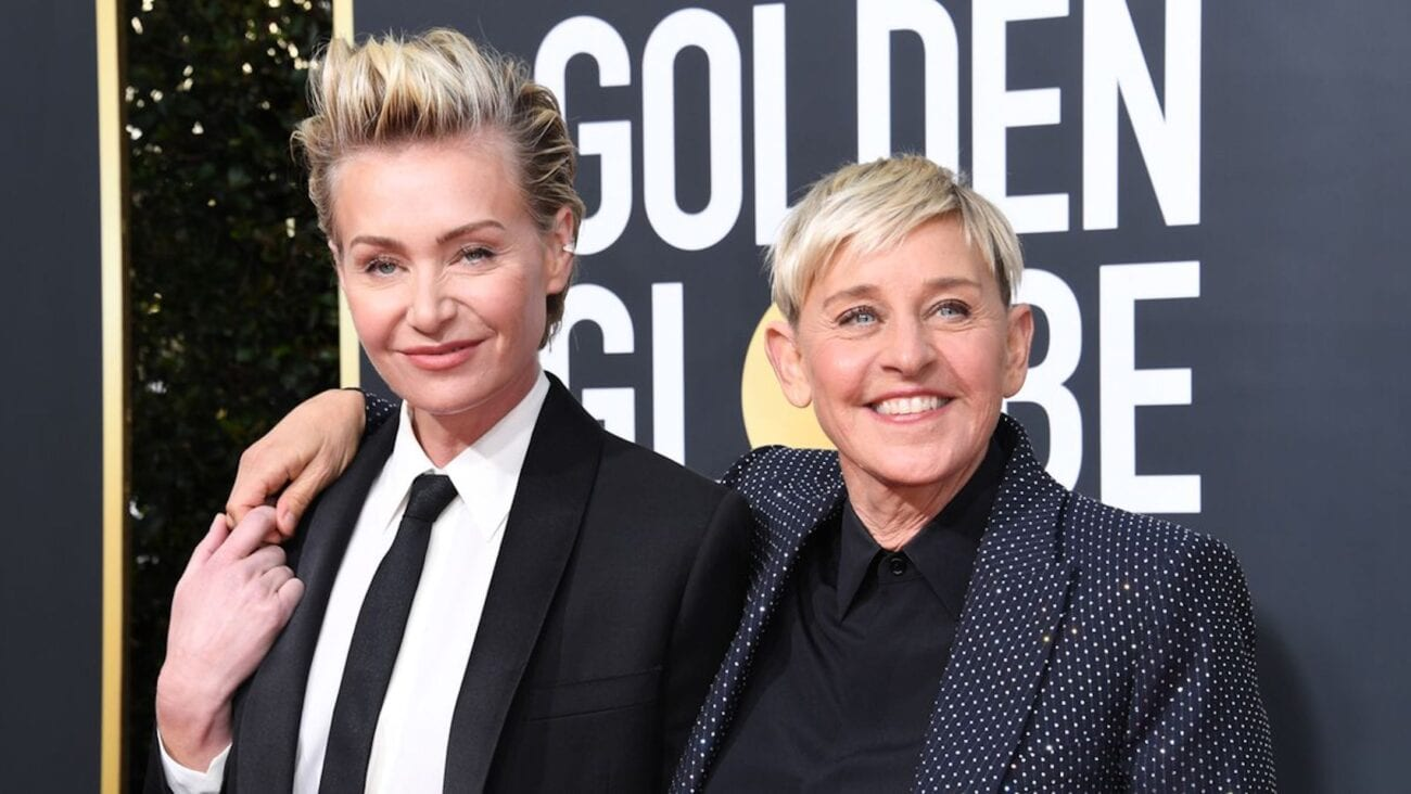 Is the split between Ellen DeGeneres and wife Portia de Rossi really out of nowhere? Here's everything we know about the rumored divorce.