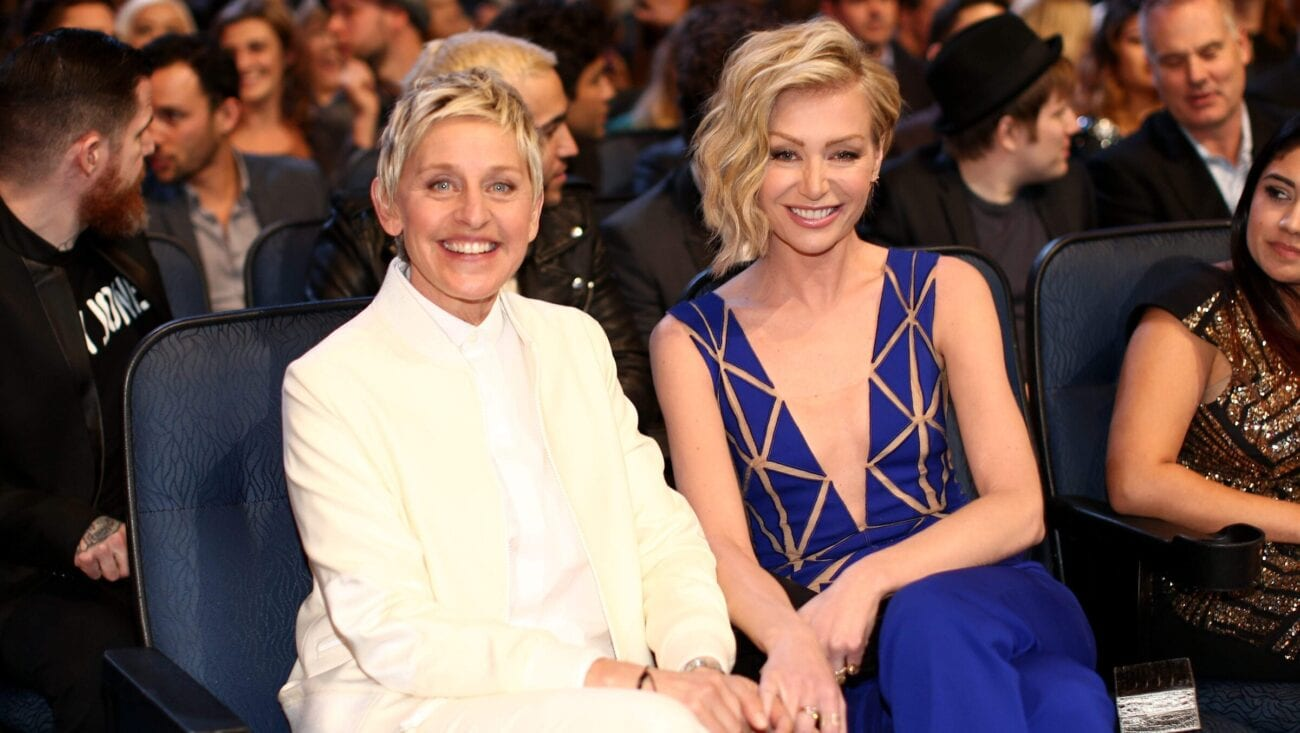 Ellen DeGeneres Mourns the Death of Her Beloved Dog Wolf