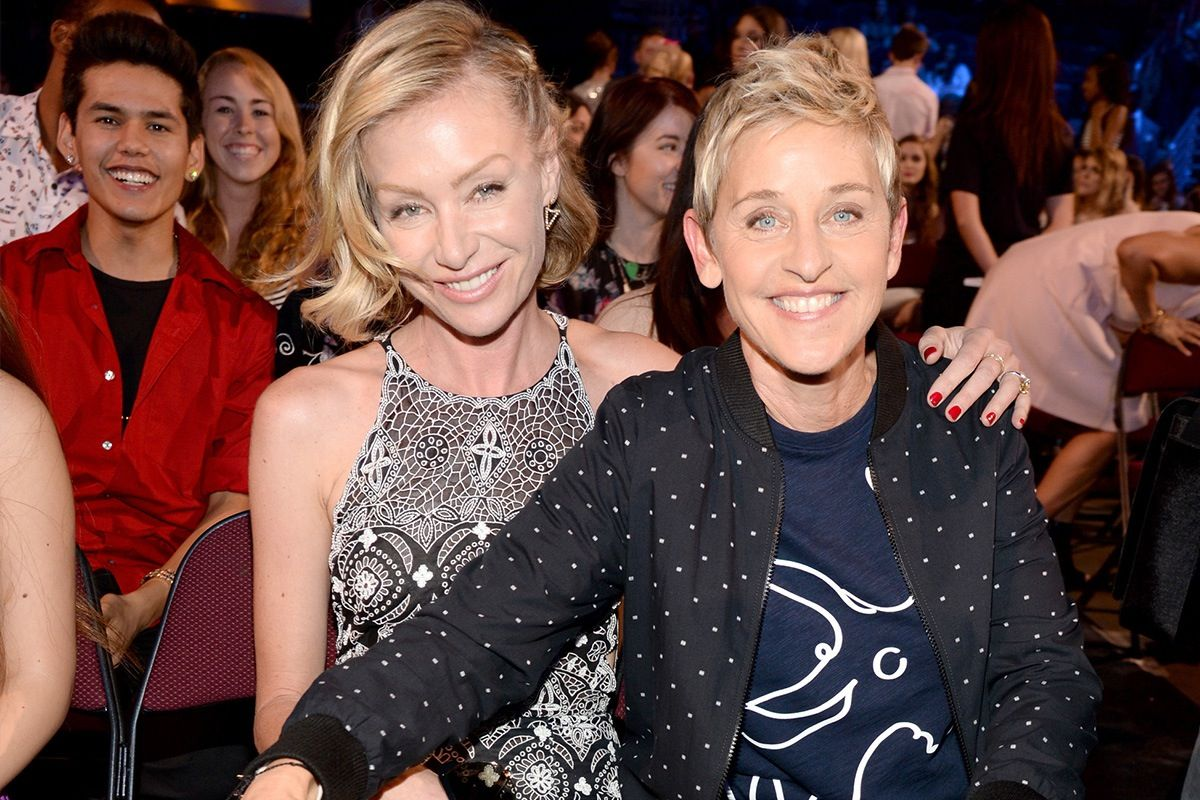 Ellen DeGeneres apologises to staff over workplace harassment allegations class=