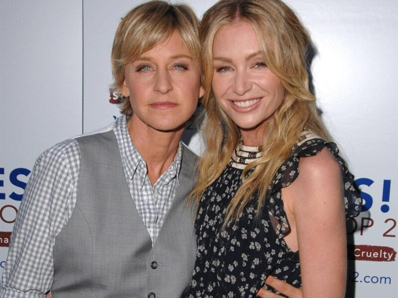 Ellen Degeneres and her wife Portia may be heading towards a breakup and the price tag for their divorce could be a hefty $500 million.