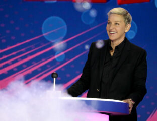 Along with her talk show, Ellen was given her own game show 'Ellen's Game of Games' on NBC. Yet this show only exists for sadists.