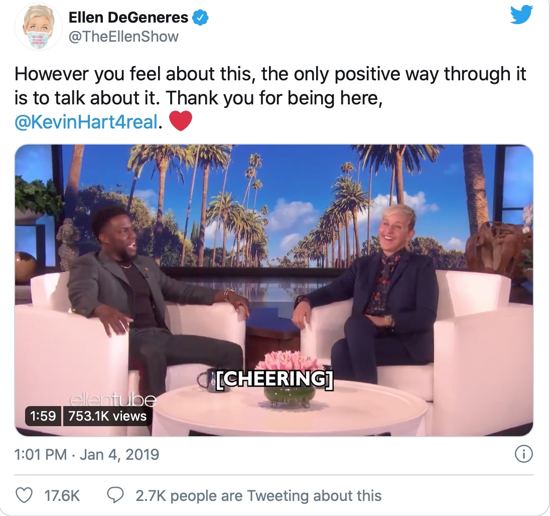 Ellen DeGeneres is no stranger to controversy, as plenty of tweets from the talk show host sent Twitter ablaze and got her in hot water.