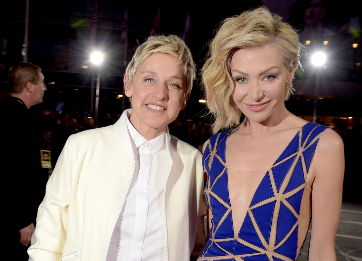 Are Ellen DeGeneres and her wife heading for a divorce? 1