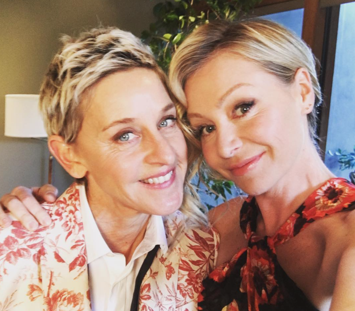 Are Ellen DeGeneres and her wife heading for a divorce? 2