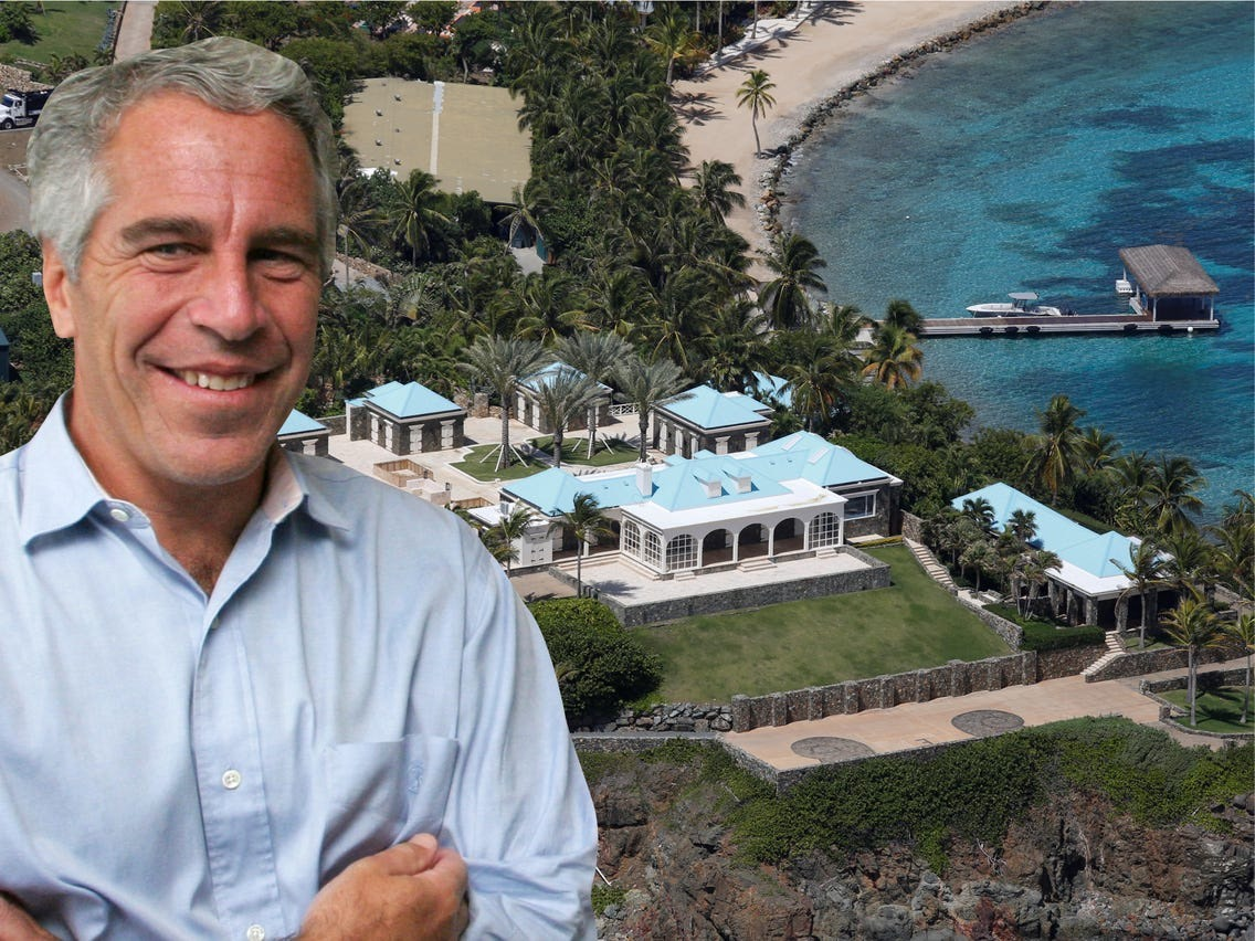 Jeffrey Epstein has been accused of disgusting crimes that occurred on his island, but how did the socialite come to own Little St. James?