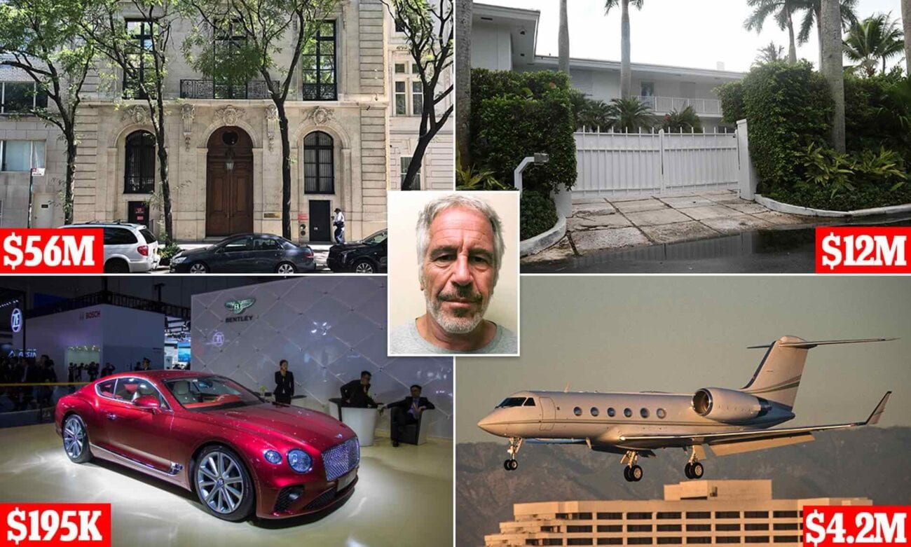 When Jeffrey Epstein died last year, his net worth was over $577 million. How is this even possible? Here's what we know.