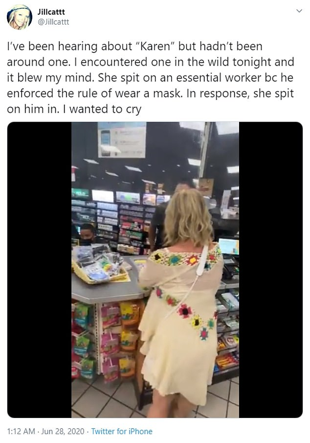 Sure, the Karen memes are funny when it's just retail workers being harassed. But these Karens and Kens are putting real lives at risk.