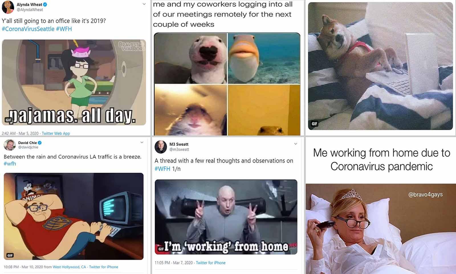 With nothing big happening in anyone's lives right now, you need a little more heat on your Instagram. Why not freshen it up with some memes?