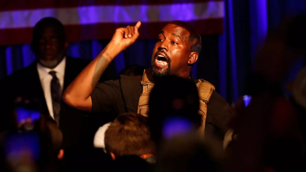 Kanye West held a surprise rally at the Exquis Event Center in North Charleston. Here's what we know about his president address.