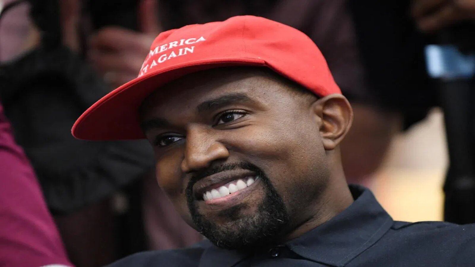 Kanye 2020 throws Twittersphere into tailspin as they imagine possible First Lady Kim Kardashian