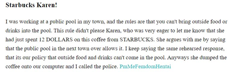 Karen memes are the hit of the Internet. But unfortunately, they're very much real, and Karens are a true menace to retail workers everywhere.