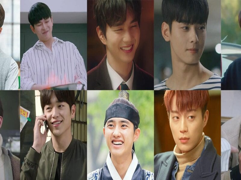 2019 & 2020 saw a surge in the number of people watching Korean dramas. Here's our thirsty black hole of shirtless Korean drama stars.