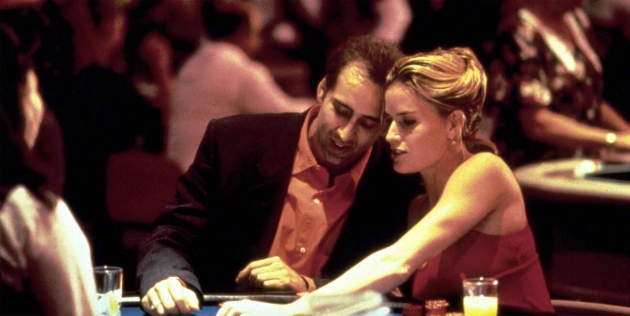 'Leaving Las Vegas' is a popular Nicolas Cage movie, but have you ever wondered how it differs from the book? Let's take a look.