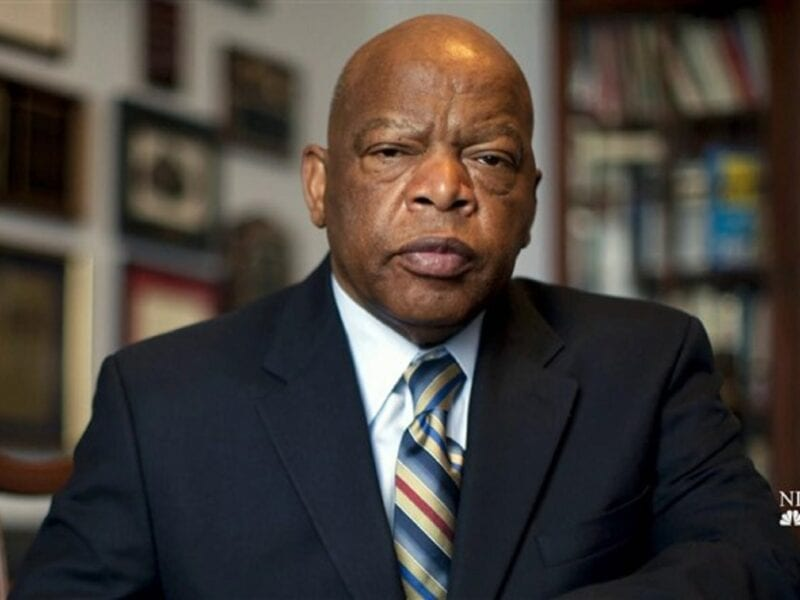 John Lewis is the original civil rights leader to emerge out of the 60s. Here's everything you need to learn about Lewis's astonishing career.