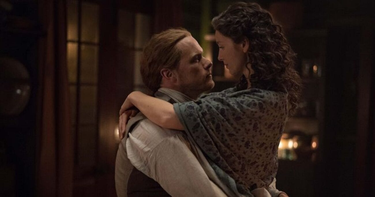 It's easy to fall in love with Starz's 'Outlander'. Here are our favorite sex scenes that take place throughout the many seasons of 'Outlander'.