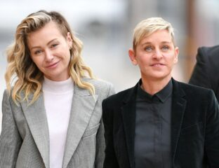 We can't help but note something else about the glamorous Portia de Rossi. Here's everything we know about her problematic history.