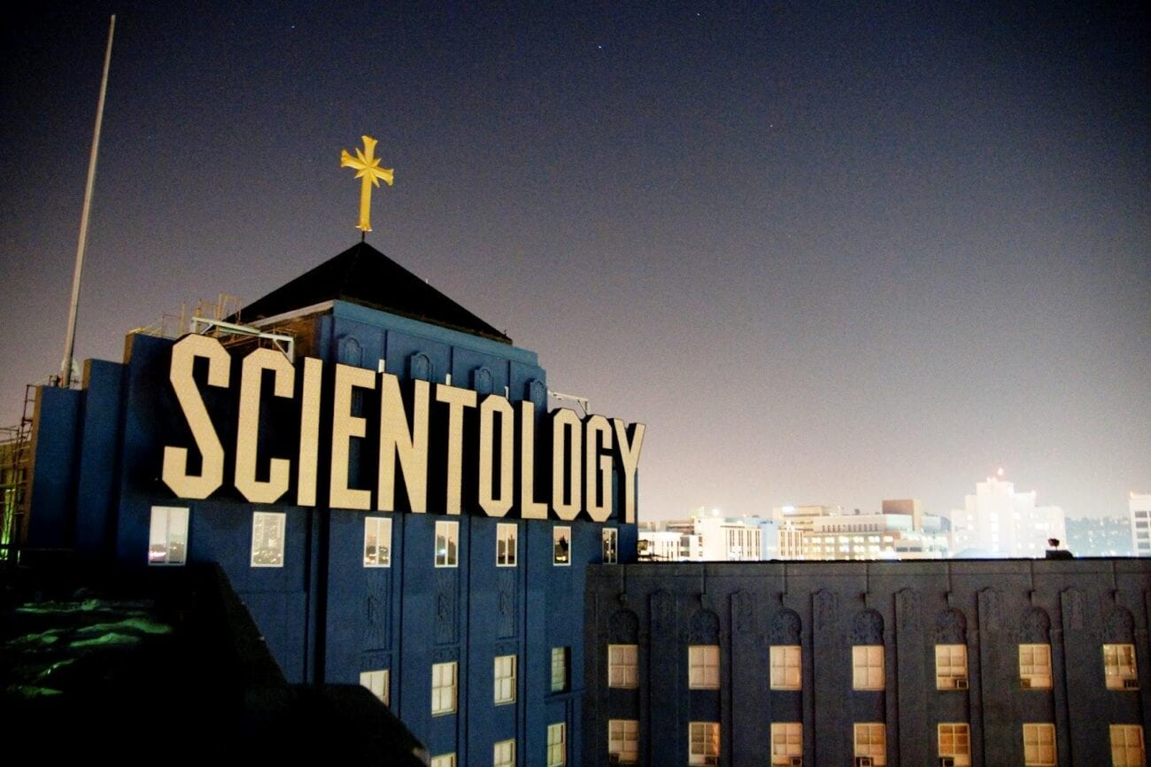 What exactly is Scientology? Although the leaders & members of Scientology may want you to believe it's simply a church, we're not so sure. Here's why.