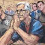 Jeffrey Epstein had a strange taste in art. Check out Epstein's painting of Bill Clinton in a blue dress and other bizarre pieces.