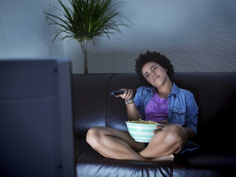 Wondering if your love of binge watching is crossing the line into an obsession? Here are ten signs you might be a streaming junkie.