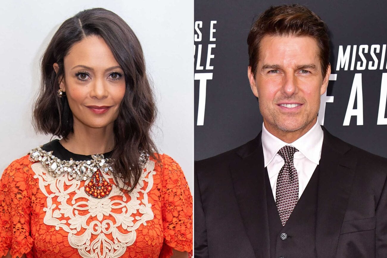 Actress Thandie Newton's account of working with a young Tom Cruise is less than favorable. Here's everything you need to know.