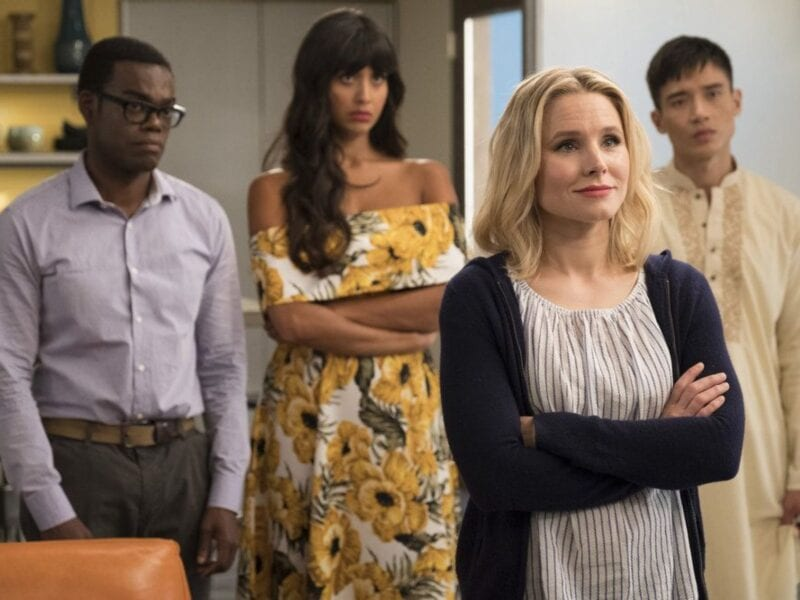 "2020 is a mess ya'll, and we're hoping our dear ""Soul Squad"" can save us all. Mainly, the squad that helped save the world in 'The Good Place' season 3."
