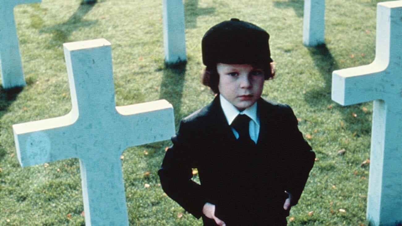 Cast & crew of 'The Omen' may have been exposed to something more real than the fictionalized portrayal of a demonic child – a cursed set. Here's how.