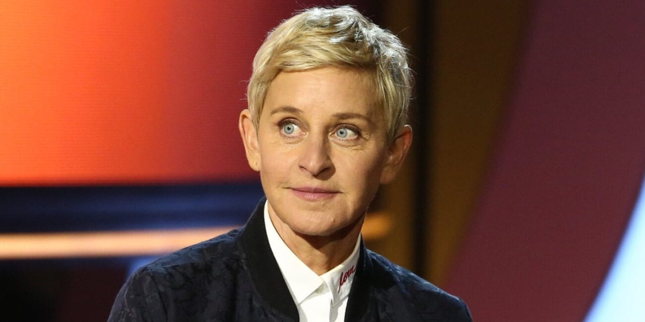 Ellen finally addresses critics of show's toxic set as staffing changes loom