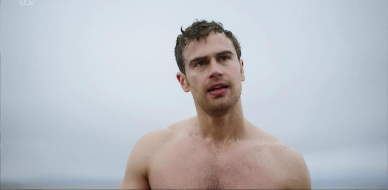 'Sanditon' stans who just want a peek or two more of some chiseled abs should check out these shirtless Theo James pics.