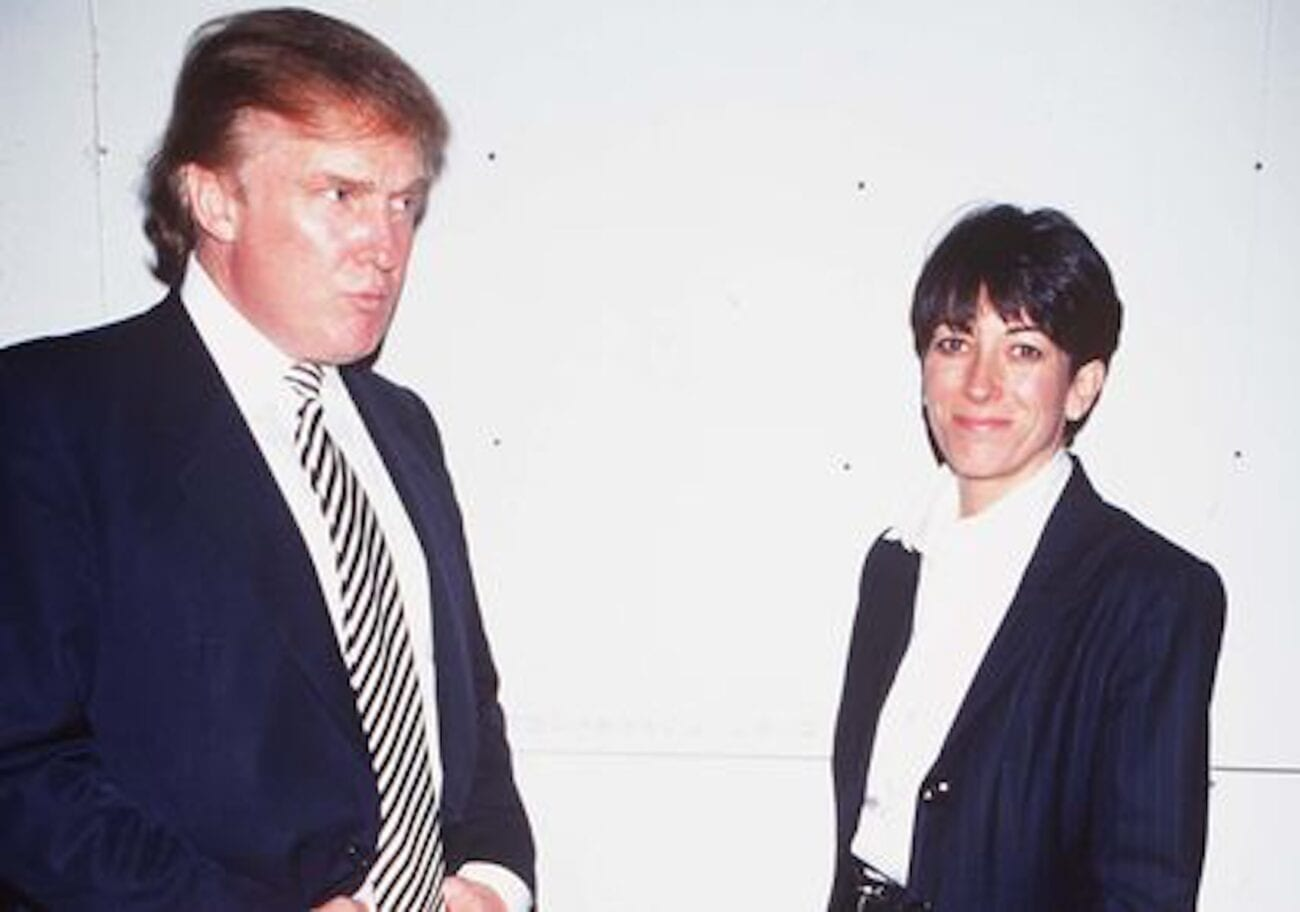 In 2020, a journalist asked President Donald Trump about his thoughts on Ghislaine Maxwell's arrest. Here's what we know.
